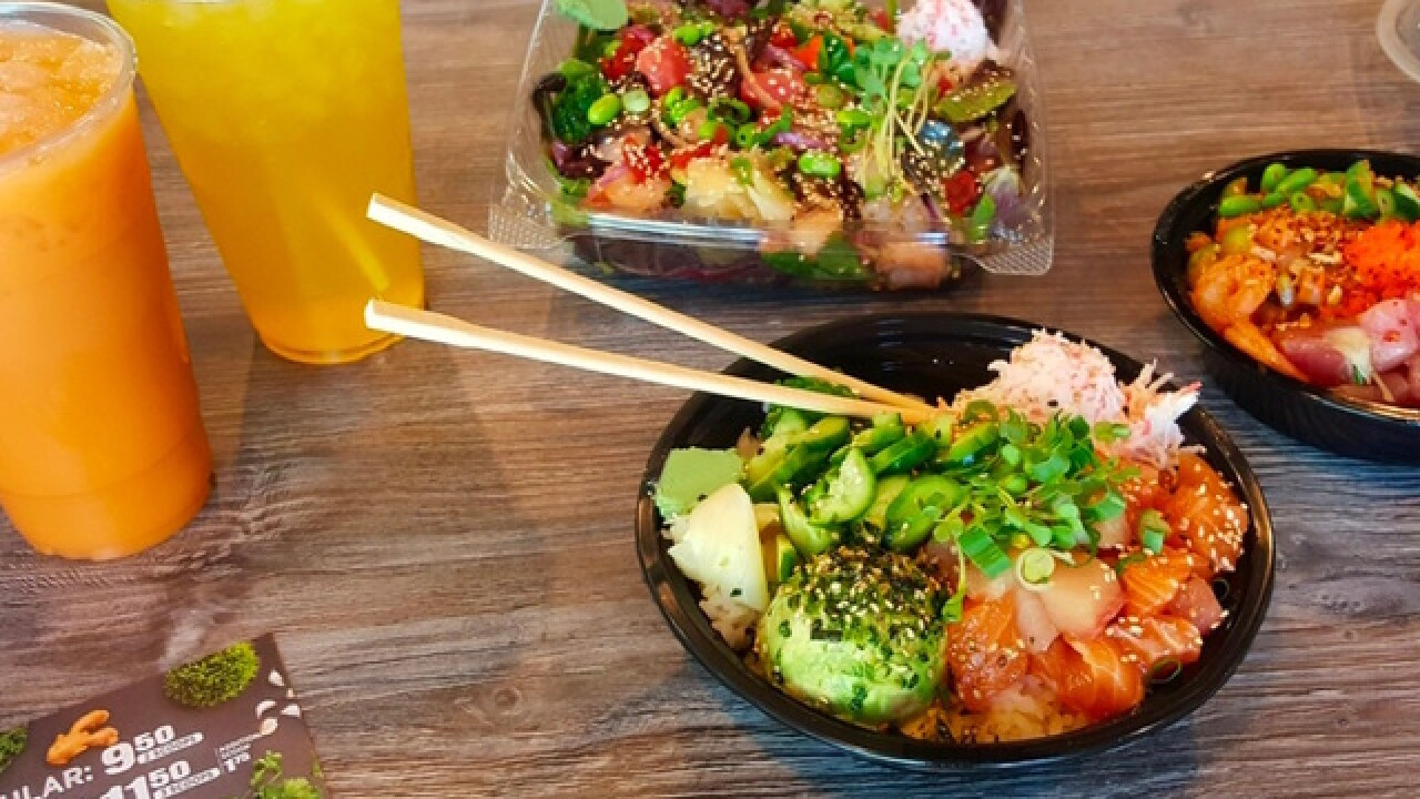 Ahipoki opens 9th Valley eatery; offers deals