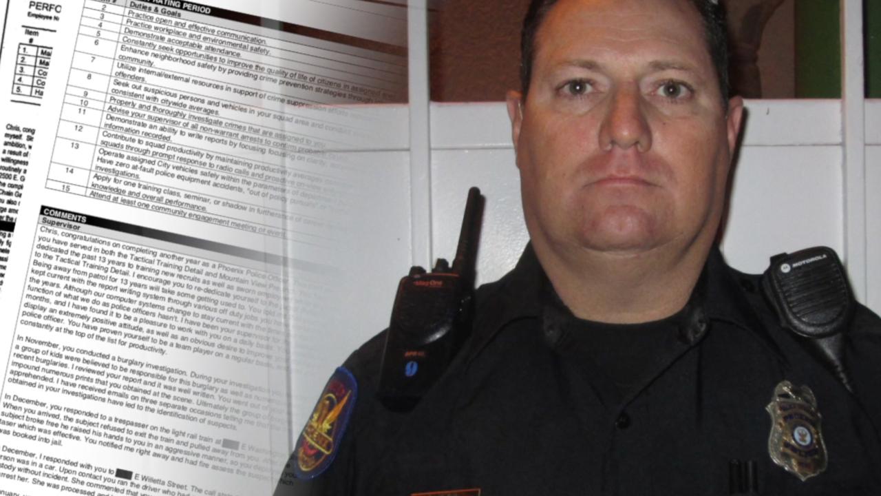 Phoenix Police Officer Christopher Meyer
