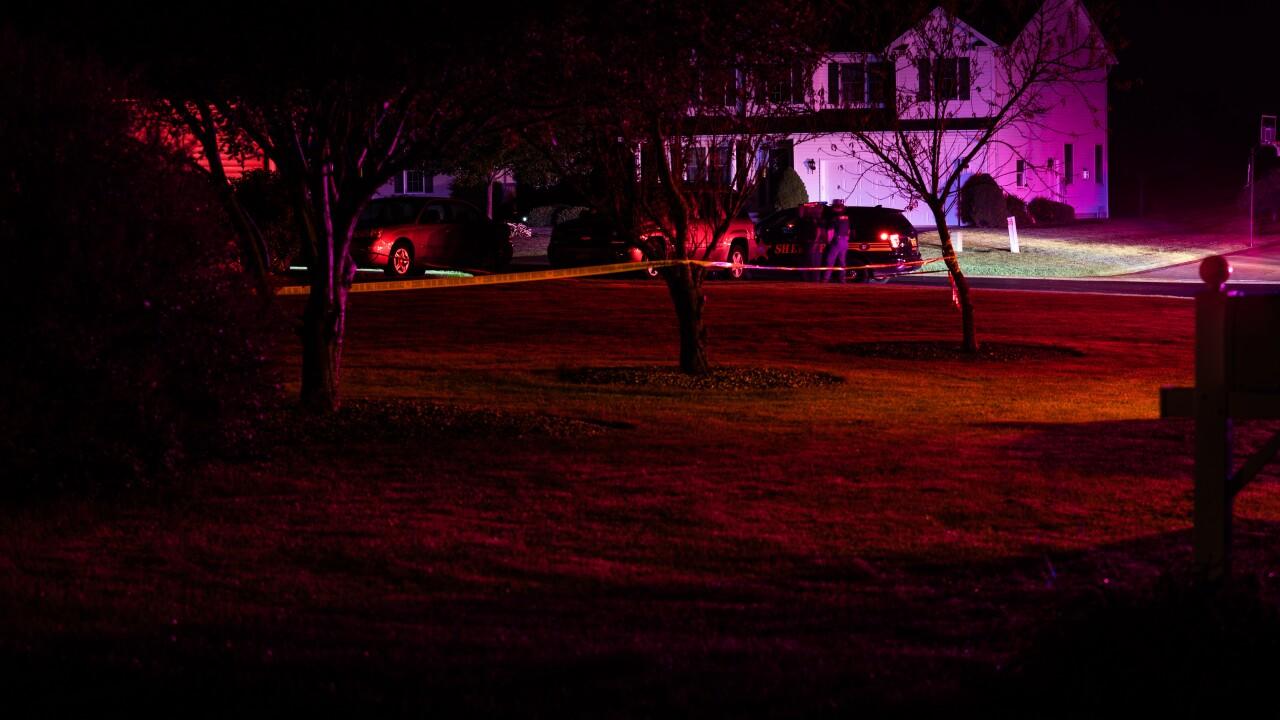 Huron Township apparent homicide/suicide attempt