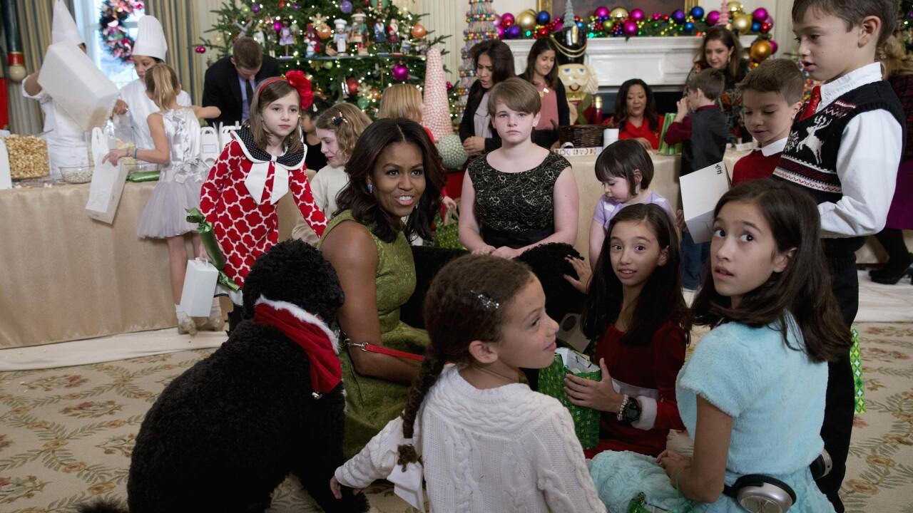Michelle Obama, Bo