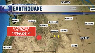 Challis Earthquake