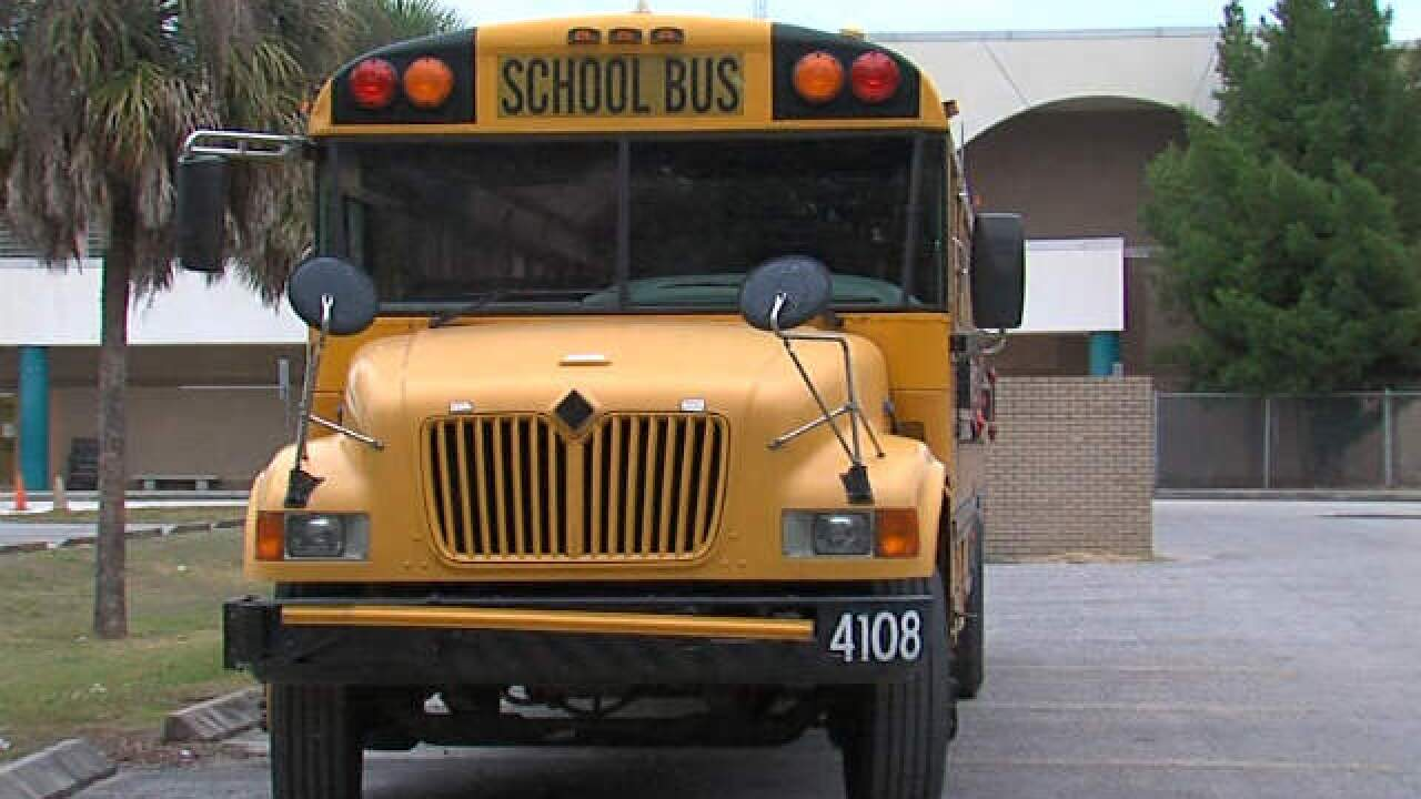 Pinellas Schools looking to hire 100 bus drivers