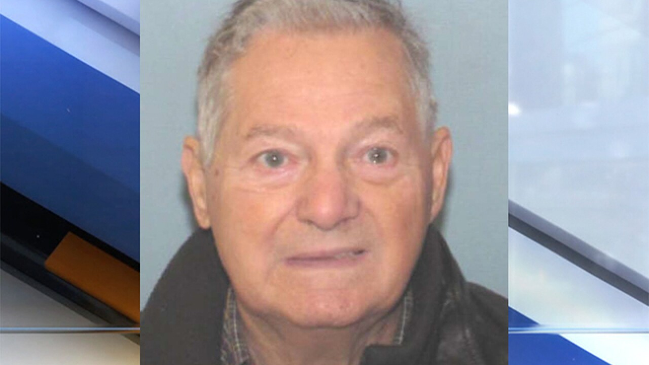 Police looking for 80-year-old man missing from Trumbull County in need of medication