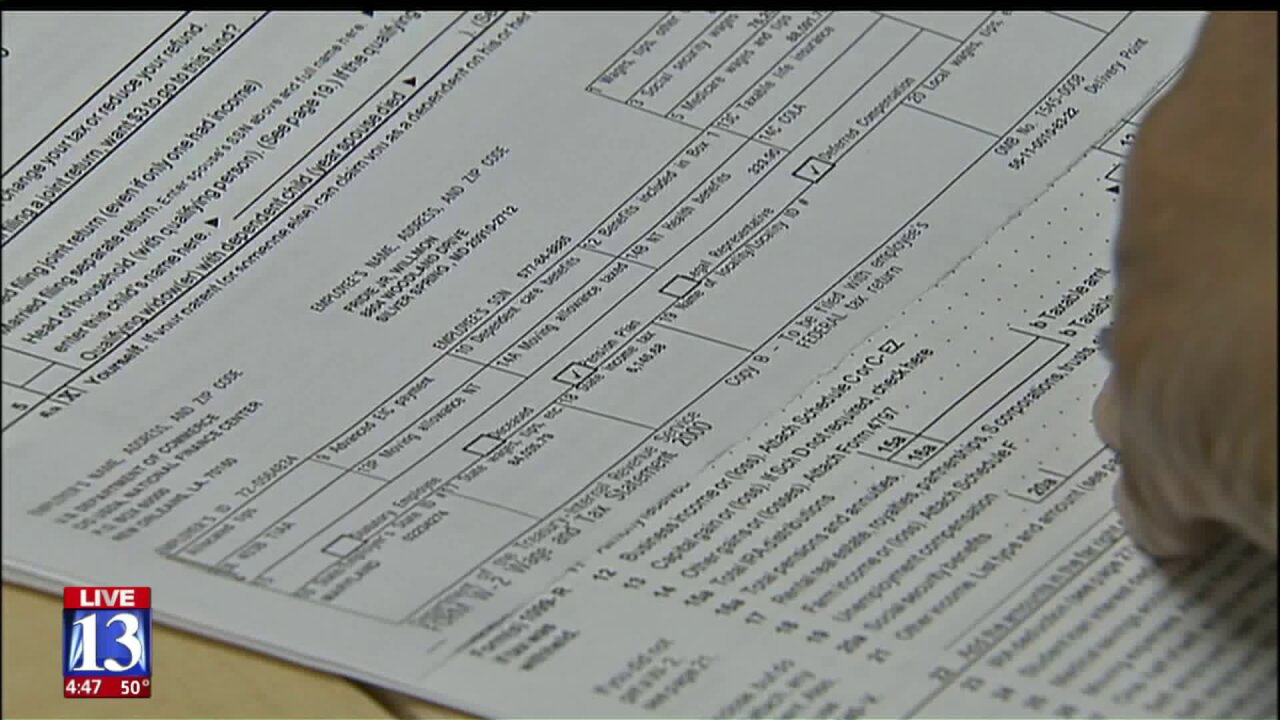 Booming Forward: Help filing taxes this season