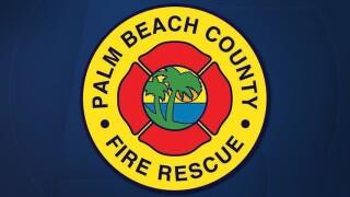 Palm Beach County Fire Rescue logo