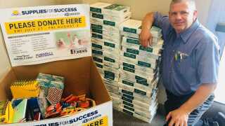 PHOTOS: Supplies for Success teacher school supply drive