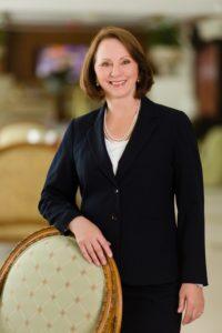 Judy Mitchel, Kravis CEO