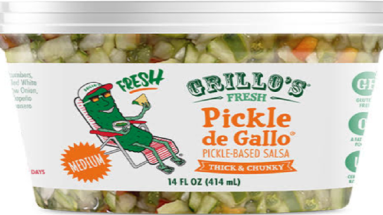 'Pickle De Gallo' Salsa Is Perfect For Pickle-lovers