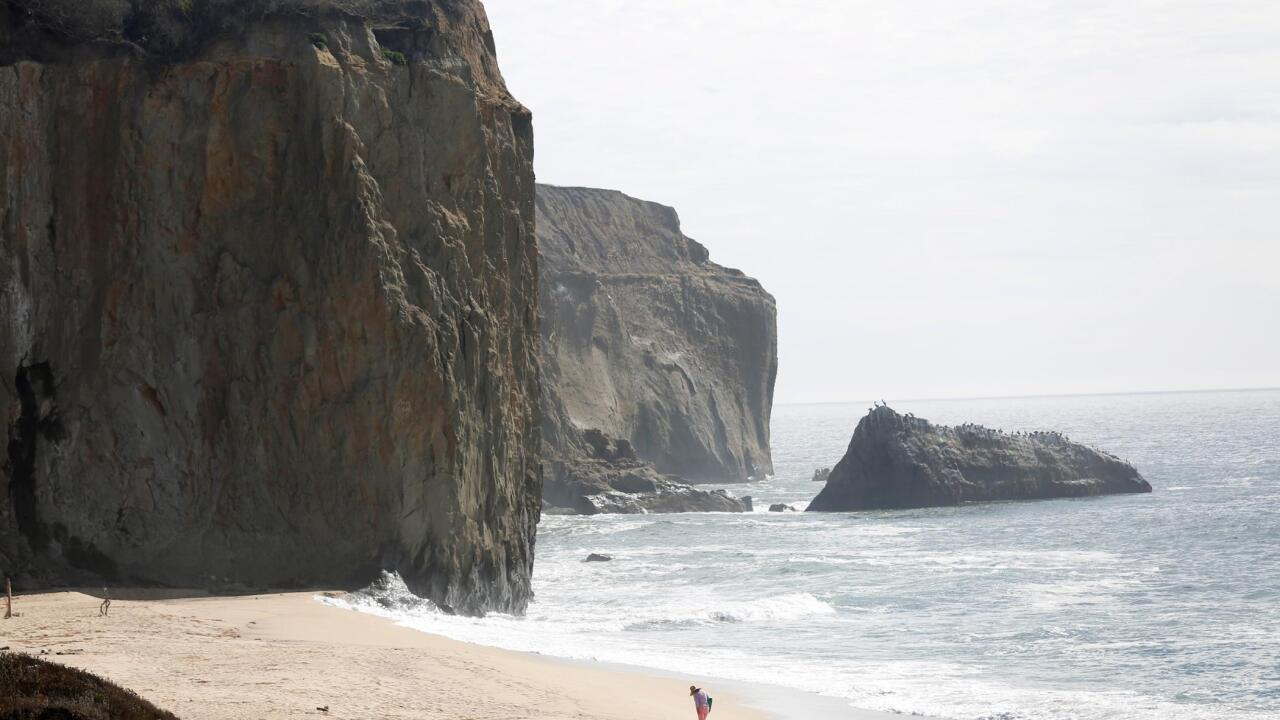 California sues Silicon Valley billionaire for blocking public access to beach