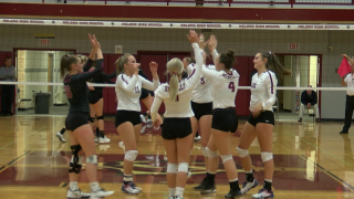 Helena High downs Missoula Sentinel in four sets