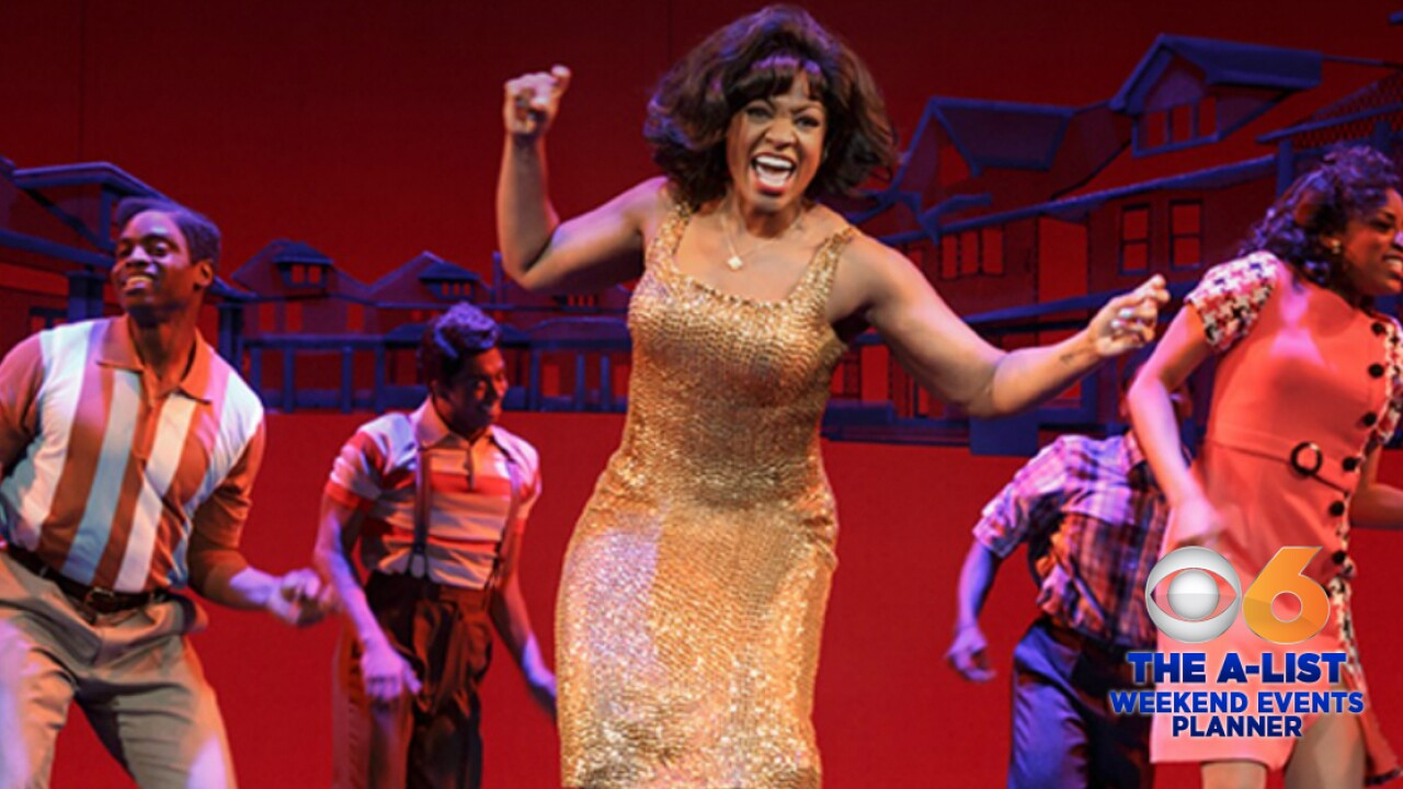 Weekend Events: 'Motown The Musical,' Israeli Film Fest, Dressing Downton and more