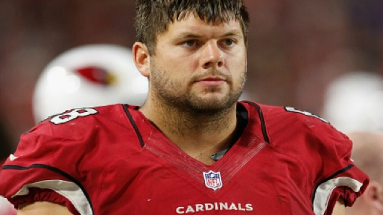 Cardinals trade offensive lineman Jared Veldheer for 6th-round draft pick