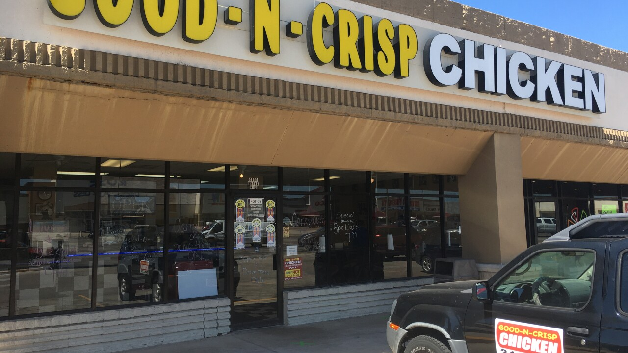 Good-N-Crisp Chicken open to satisfy Coastal Benders