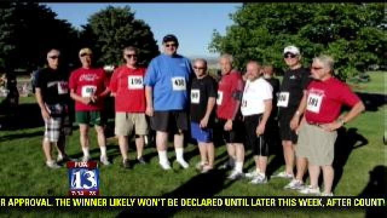 City leaders nearing end of 'My Heart Challenge'