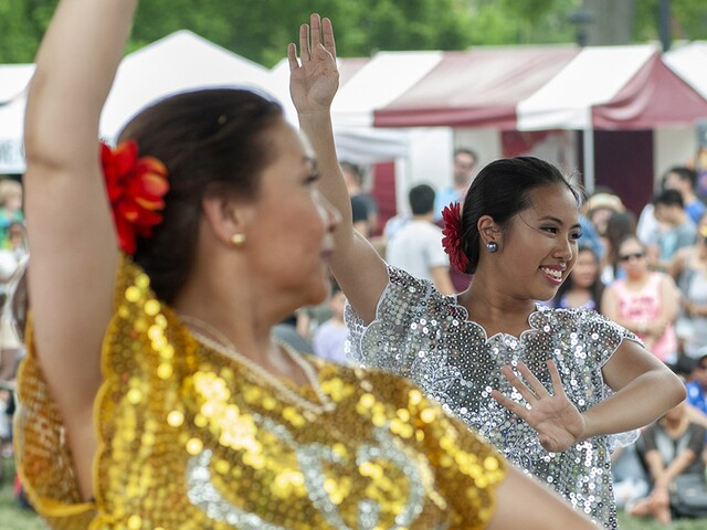 2018 Asian Food Fest at Washington Park