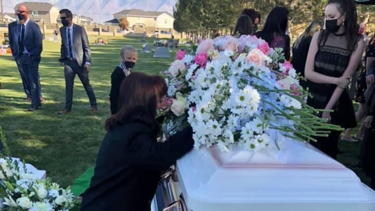 Stephanie Deer funeral photo