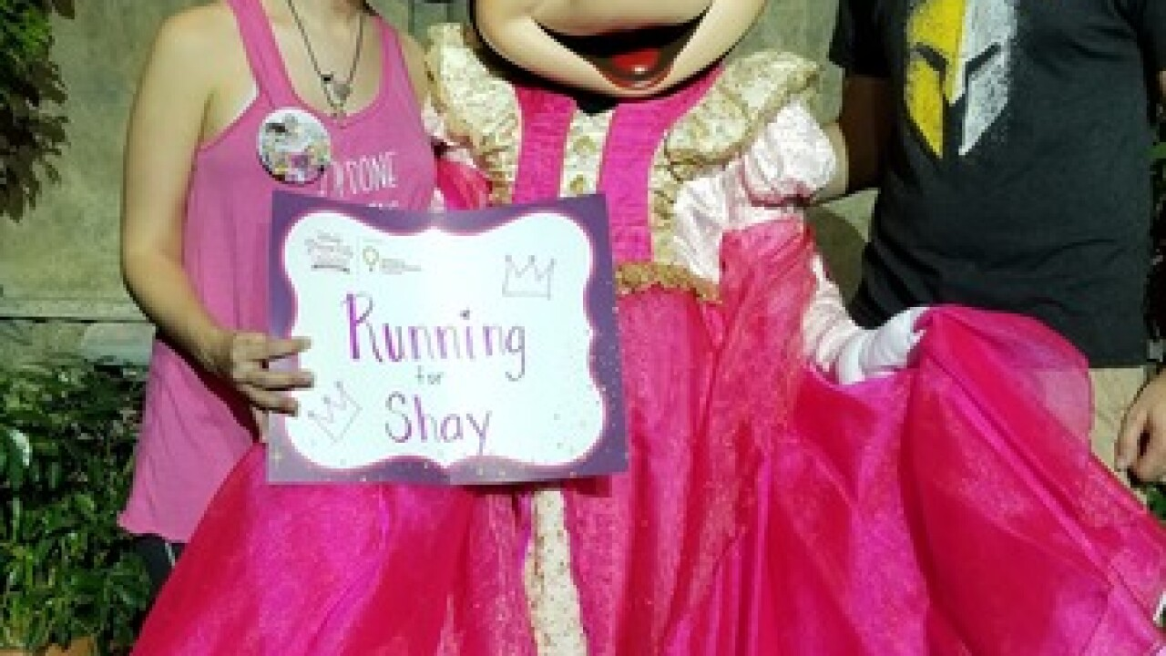 Woman loses daughter's ashes at Disney