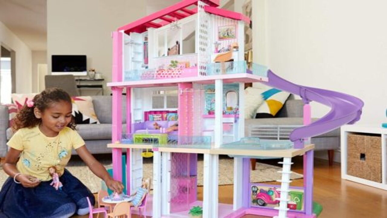 The Latest Barbie Dreamhouse Now Includes A Wheelchair-accessible Elevator