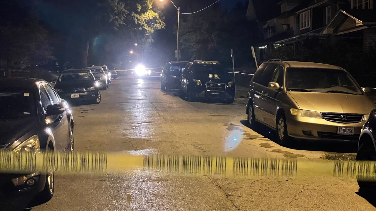 LAWN AVENUE DOUBLE SHOOTING