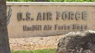 MacDill Air Force Base on lockdown, officials confirm.jfif