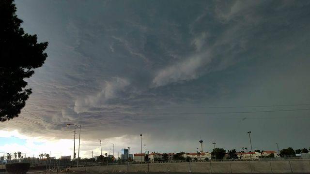 PHOTOS: Weather photos from around Las Vegas