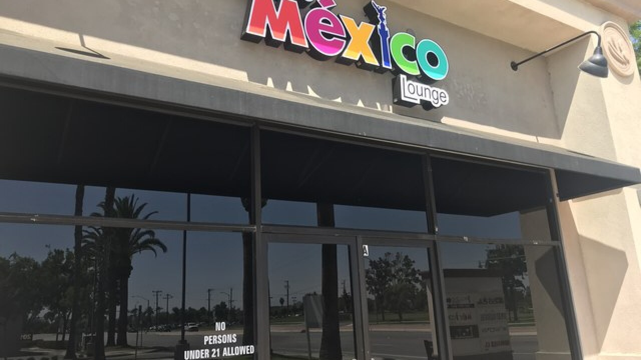 Nuestro Mexico Restaurant opens new lounge location