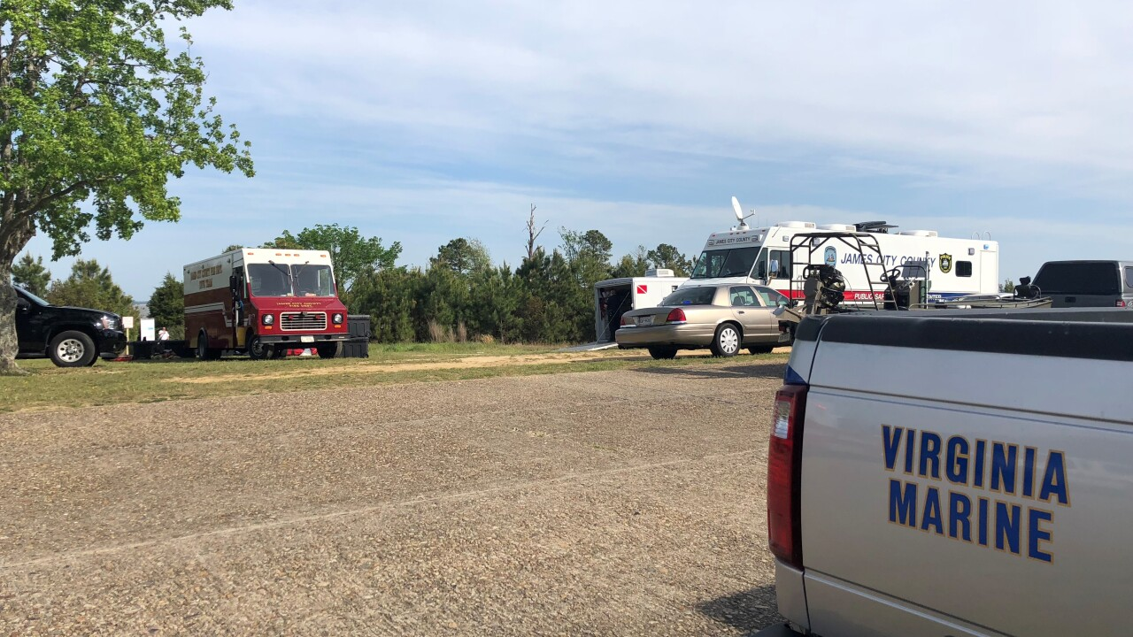 Body of missing James City Co. swimmerrecovered