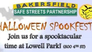 BPD hosting Halloween Spookfest