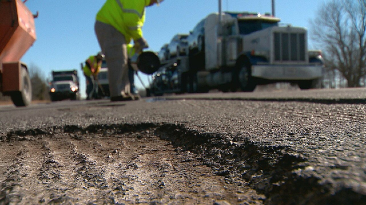 TDOT To Patch I-440 Potholes In Mid-April