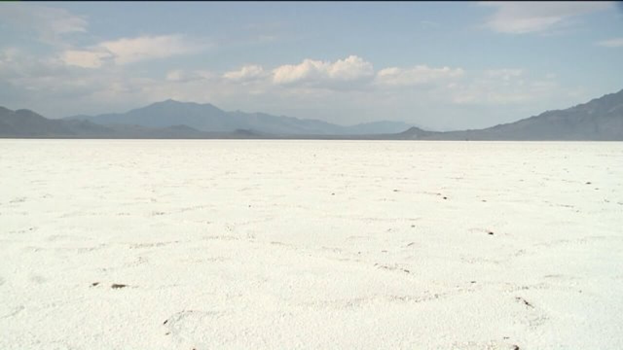 Several groups meet to talk about future of Salt Flats