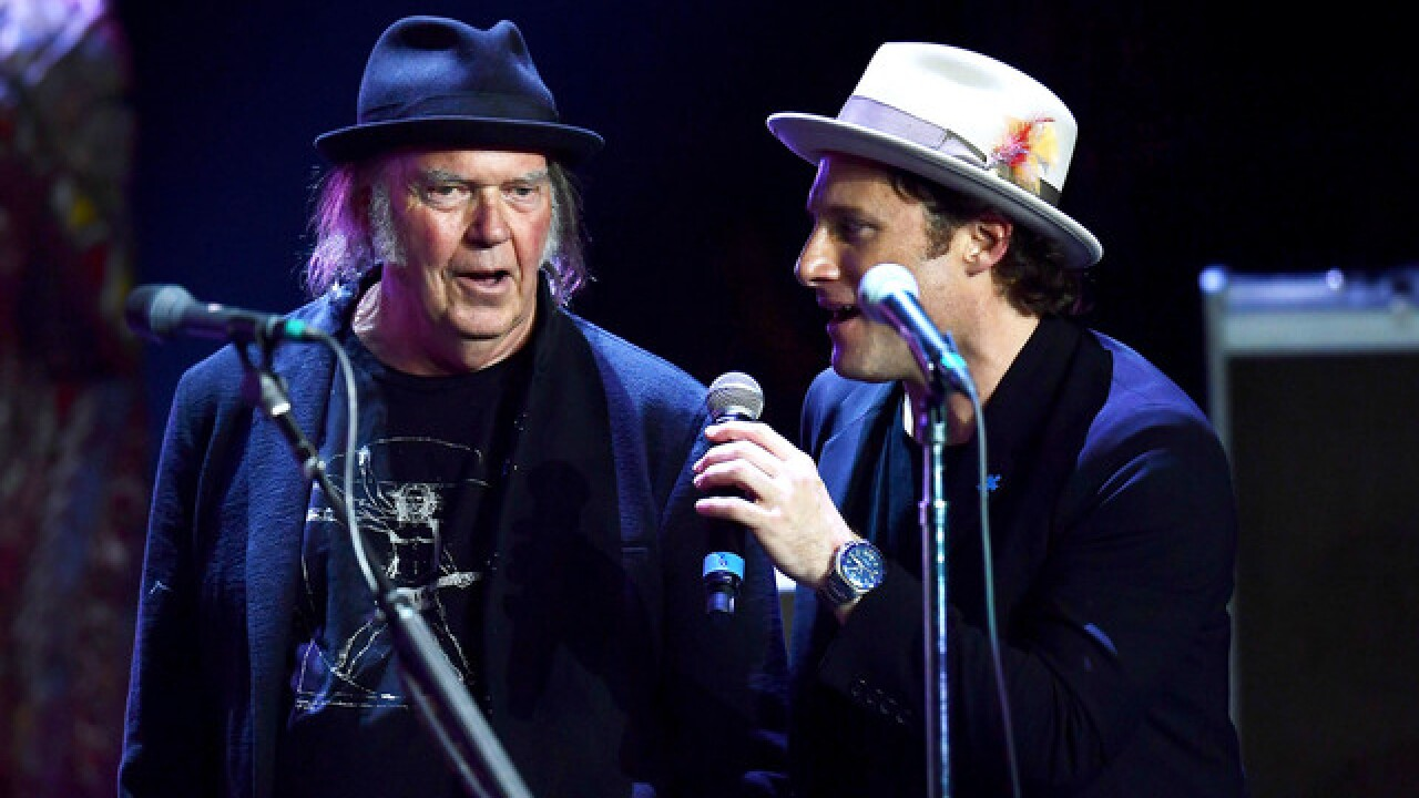 Neil Young & Crazy Horse coming to Bakersfield