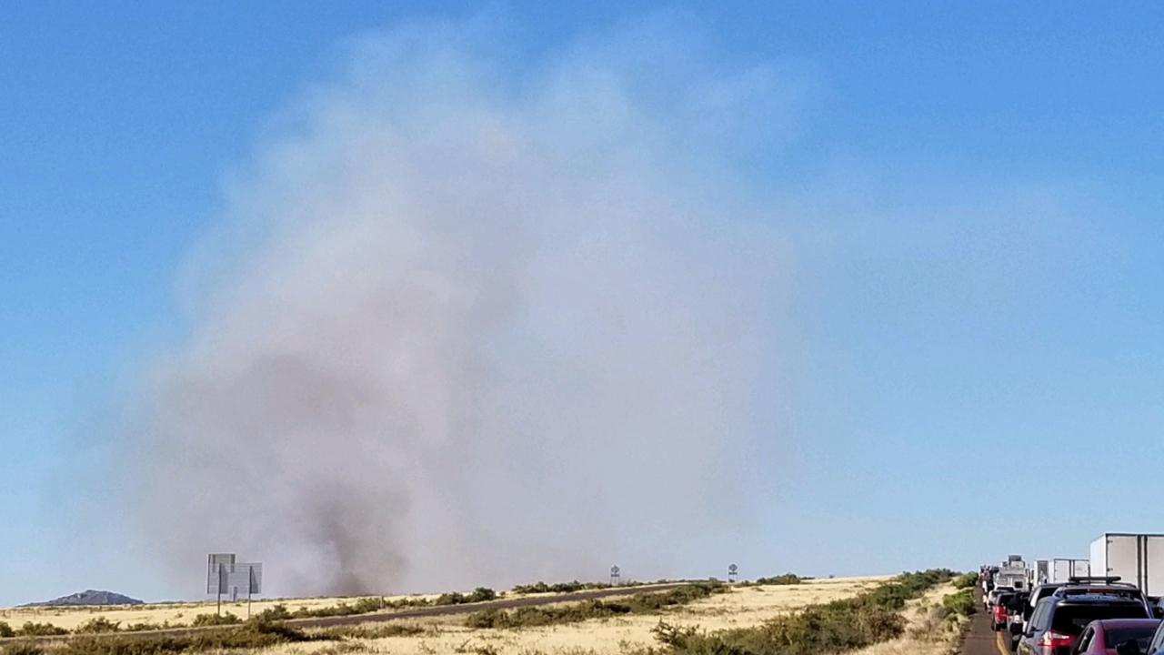 Badger Springs Fire - BLM