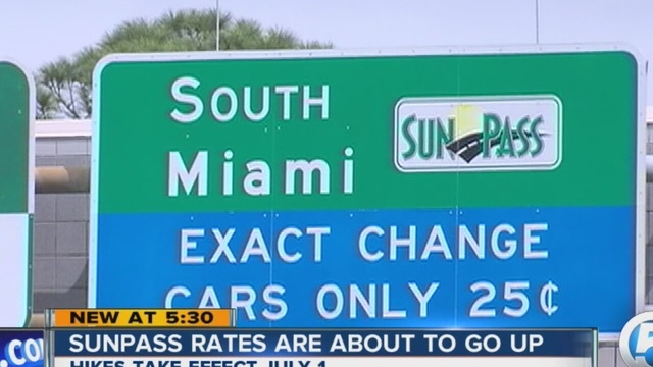 Sunpass Issues Affecting Drivers Who Use Turnpike For Work