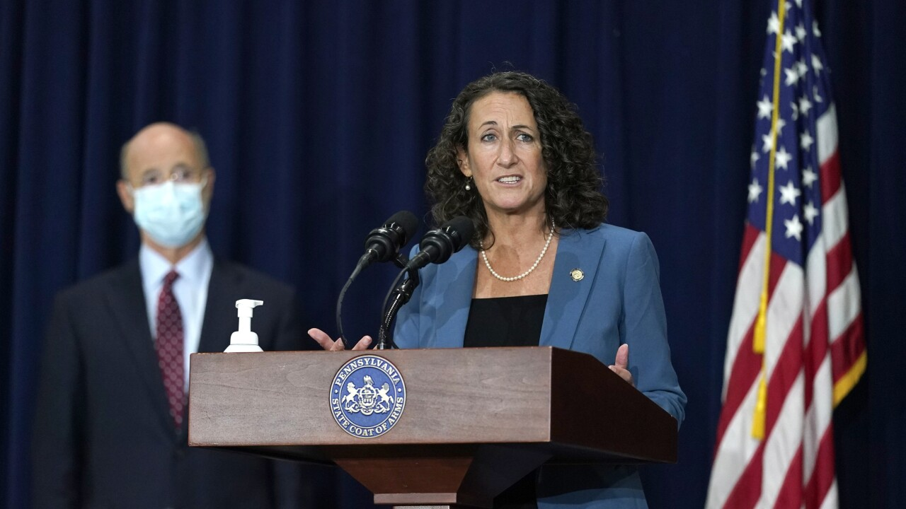 Secretary of state says 'we definitely could' know PA winner by end of Thursday