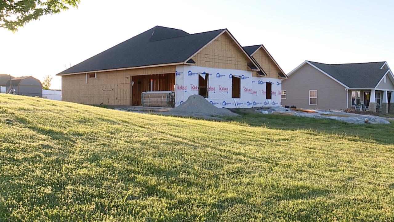 New homes Joplin