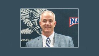Pete Stanton officially tabbed director of intercollegiate athletics at Dickinson State University