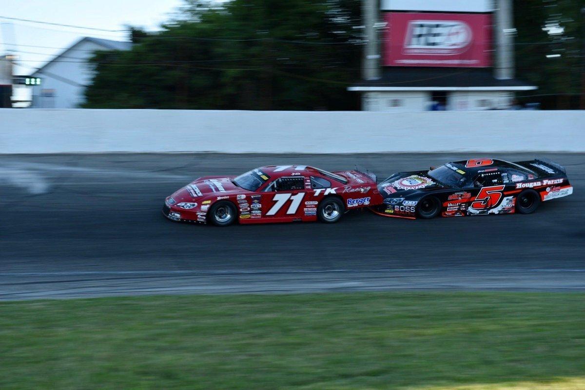 Carson Hocevar wins at Anderson Speedway