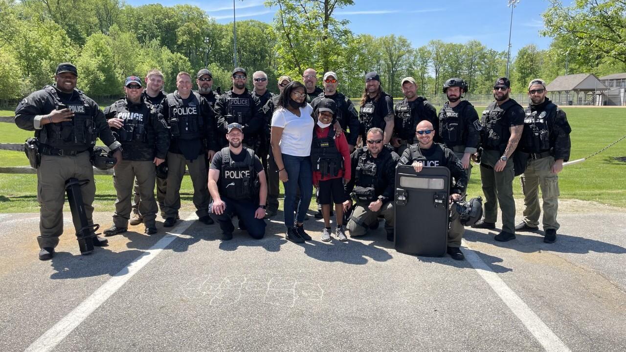 SWAT visit