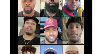 NFL Black Lives Matter video