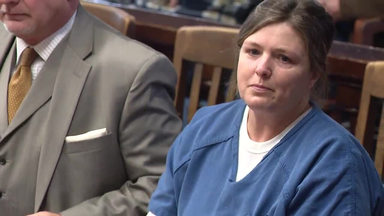 Angela Wagner makes brief court appearance in Pike County