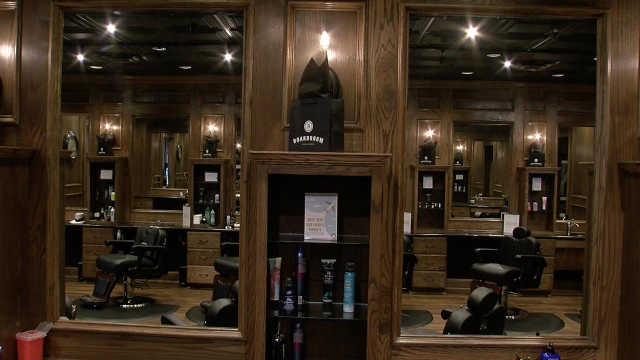 KNXV Boardroom Salon