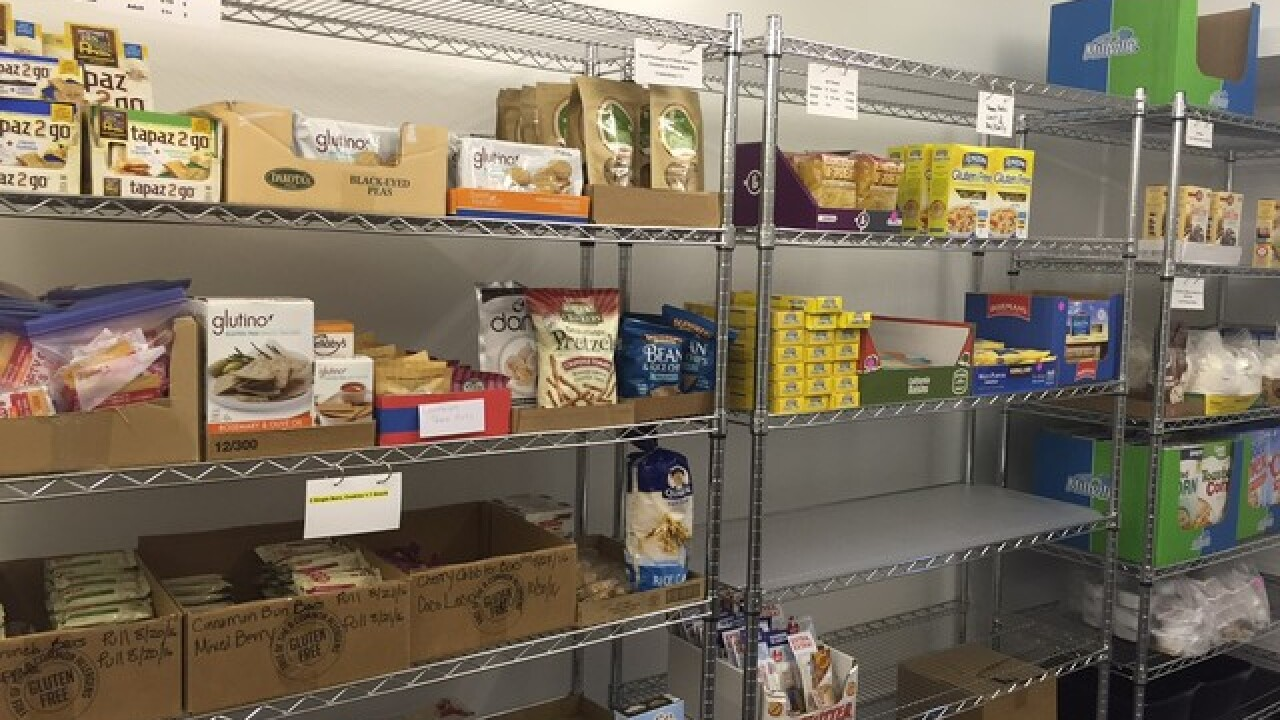 KC food bank helps families with food allergies