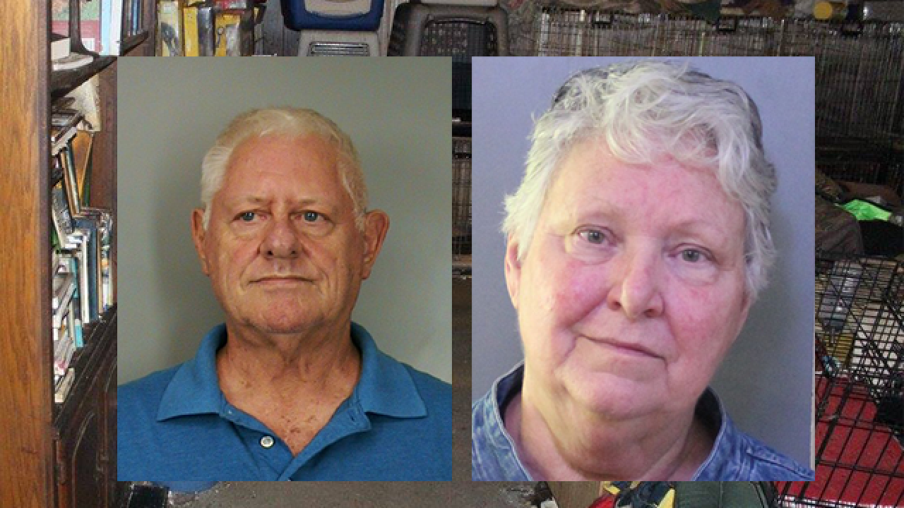 Veterinarian and her husband arrested again for Felony Animal Cruelty in Polk County