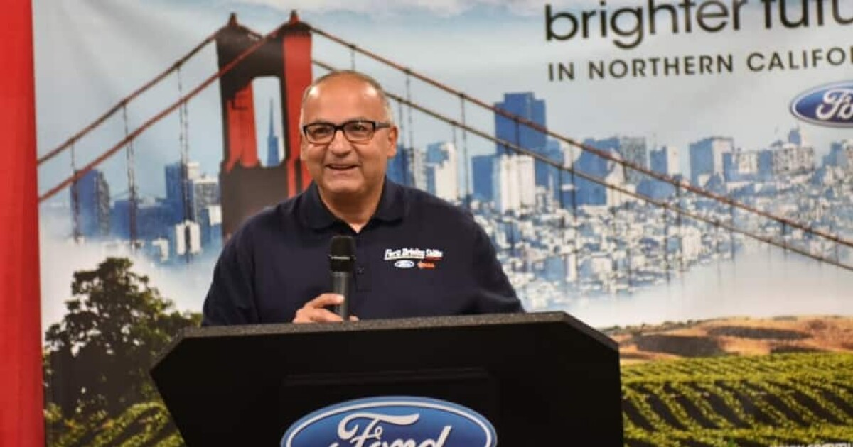 Ford Motor Company Fund President Jim Vella to retire after 31-year career