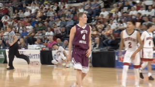 Butte Central basketball