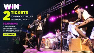 Magic City Blues Contest