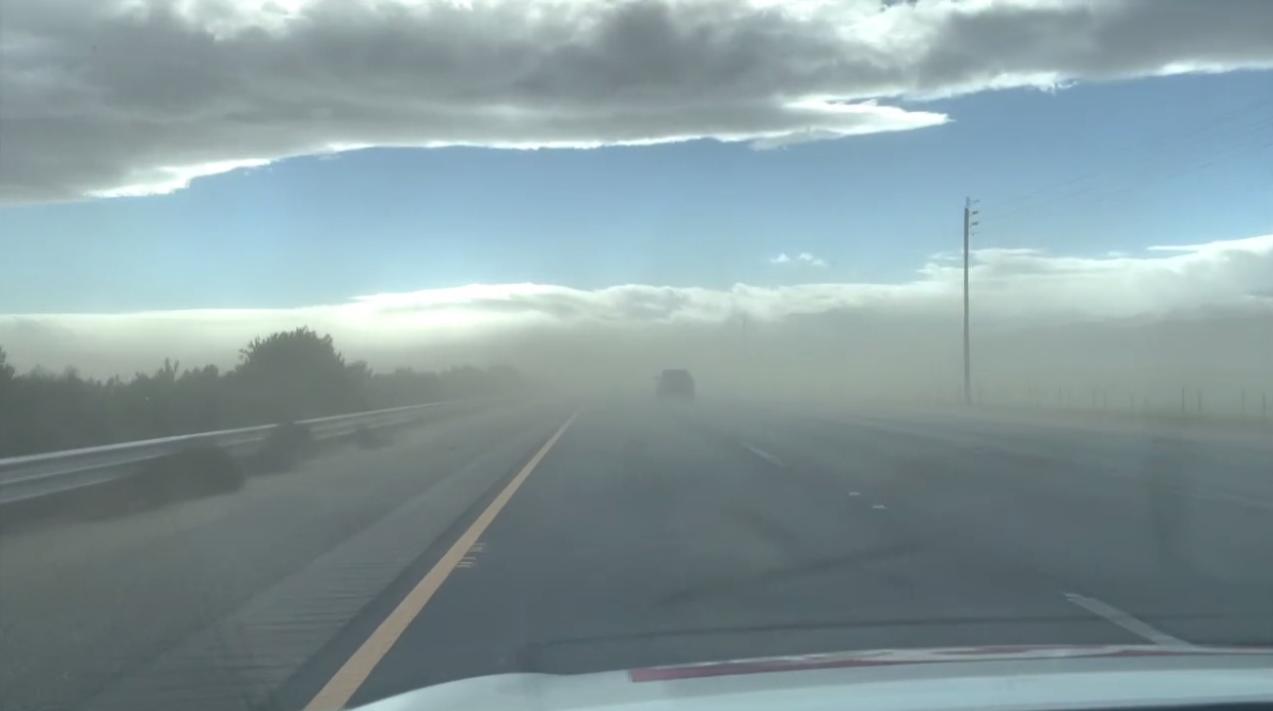 Interstate 5, Grapevine Shutdown Due to Weather