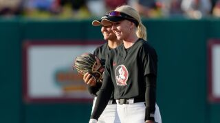 Softball Earns 40th Win With 7-0 Victory Over BC