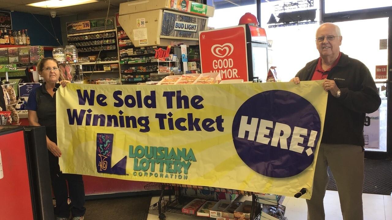 Alexandria Man Claims $300,000 Lotto Prize