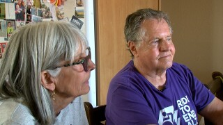 Castle Rock couple finds hope in new Alzheimer's drug, CU School of Medicine selected for Phase 4 research D